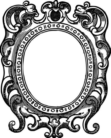 border frame  vector graphic  pixabay