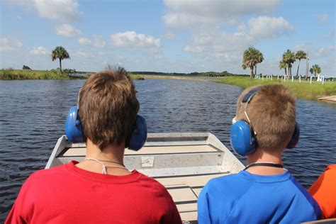 Airboat Rides And Zoo by Airboat Ride Zoo Gary Fawver