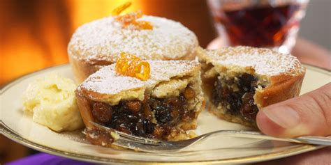 easy mince pies recipe    easy fruit mince pies