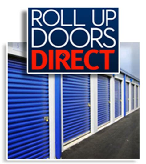roll up doors direct get doors direct roll up door garage door and