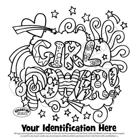 Girl Scouts Coloring Pages Free Printable