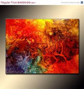 Original Abstract Art Painting