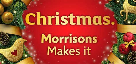 christmas ideas  inspiration  morrisons