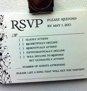 buboblog a new york city dad smart idea for a wedding With images of funny wedding invitations