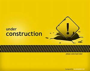 under construction web page template free download With simple under construction html template