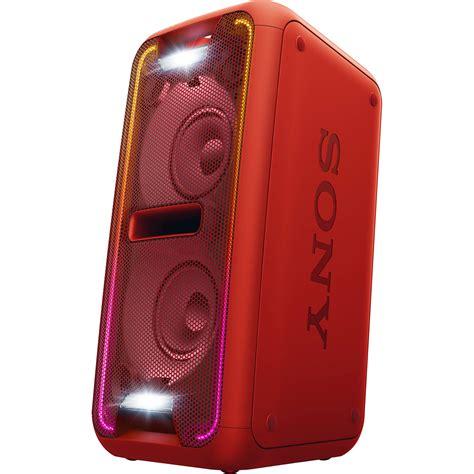 sony bass gtk xb7 sony gtk xb7 portable bluetooth home audio system