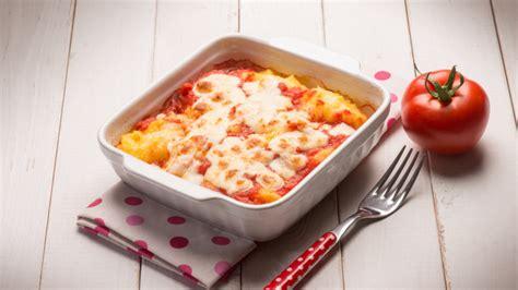 budin de polenta  choclo  brocoli gastronomiacomuy