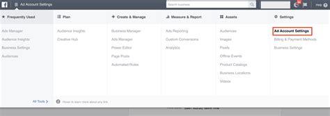 Cách Thiết Lập Tài Khoản Quảng Cáo Facebook  Design Box