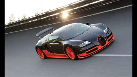 Bugatti Veyron 16.4 Supersport World Record