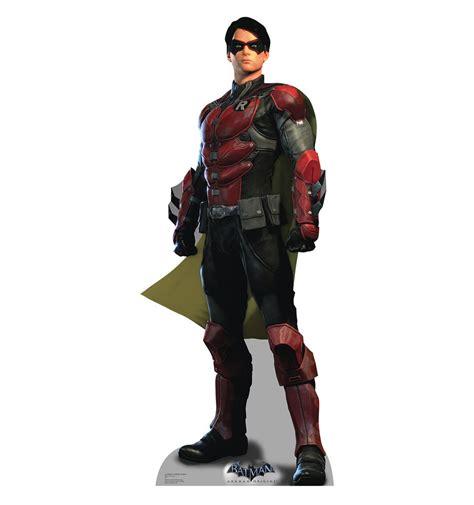 Robin Arkham Origins Dc Batman Lifesize Cardboard Standup