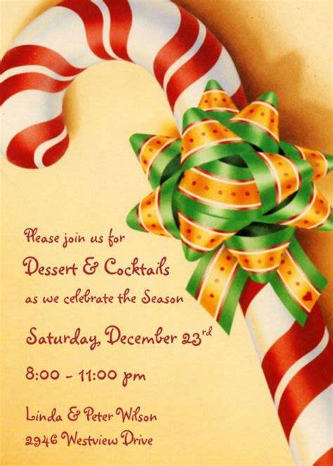 Christmas Party Invitation Ideas Christmas party