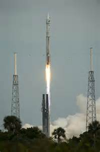 NASA Mars Rocket Launch