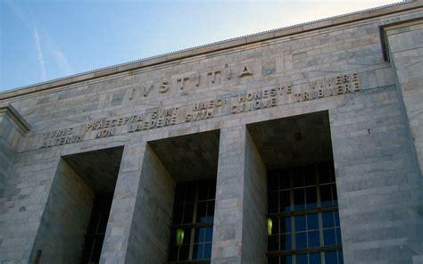 Uffici Giudiziari Roma Spese Uffici Giudiziari Dopo 74 Anni Tornano A Carico