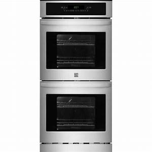 Kenmore 40253 24 U0026quot  Electric Double Wall Oven