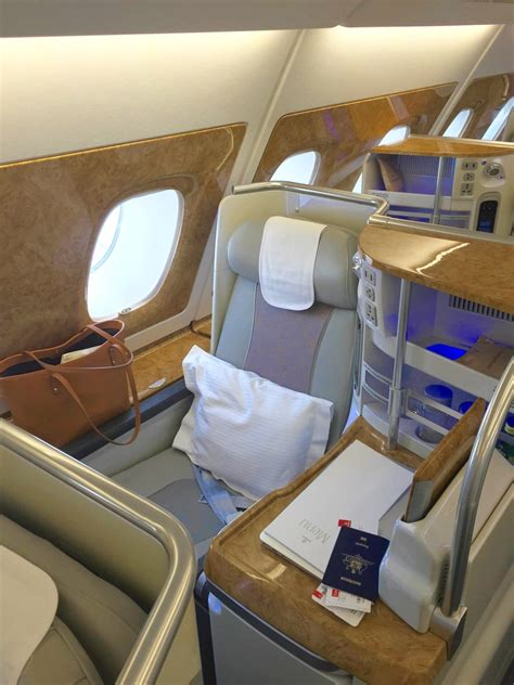 Business Class Cabin Emirates Emirates Business Class Review World Of Wanderlust