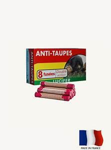 Produit Anti Taupe : fuse fumigne anti taupes anti taupes lucifer achat ~ Premium-room.com Idées de Décoration