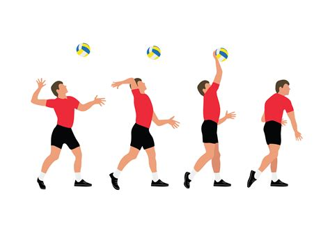 skills needed  volleyball activesg