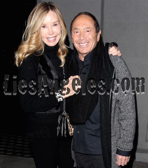 Exclusive Singer Paul Anka & New Wife