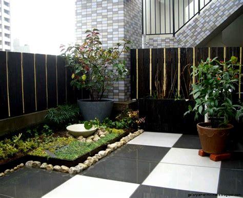 teras  taman minimalis gallery taman minimalis