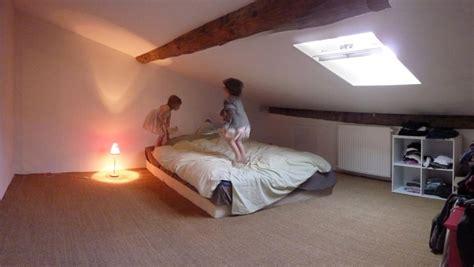 chambre dans les combles photos rénovation d un appartement en duplex à la croix rousse