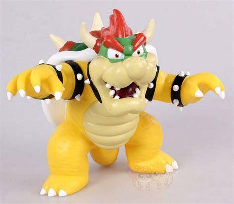 New Super Mario Bros 45 Bowser King Koopa Pvc Figure