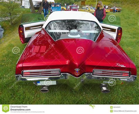 Vintage American Classic Car, Buick Riviera Editorial