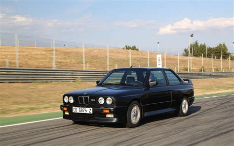 Photoshoot E30 Bmw M3 At The Track