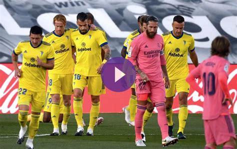 Real Madrid 0-1 Cadiz: LaLiga champions slump to shock defeat