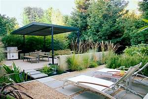 How to Create 4 Outdoor Rooms in a Small Backyard - Sunset