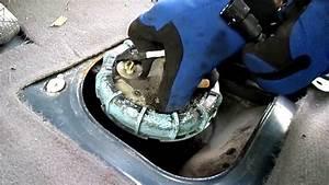 Ford Escape Mazda Tribute Fuel Pump Removal