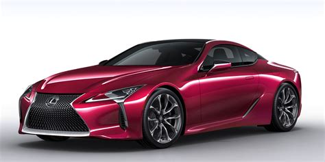 Lc 500 Lexus Cost by 2017 Lexus Lc 500 Innovative Premium Coupe With Lexus