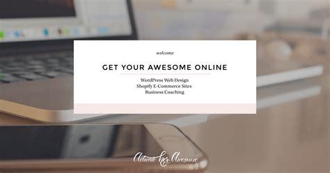 Wordpress Web Designer + Business Coach
