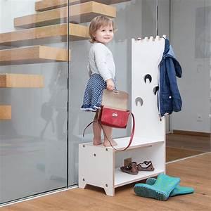 Garderobe Für Kinder : dete garderobe f r kinder dete prinzenkinder afilii ~ Frokenaadalensverden.com Haus und Dekorationen