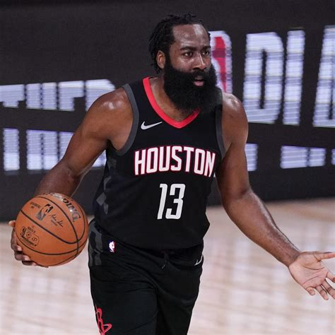 James Harden Trade Rumors: Nets, 76ers the 'Top Desired ...