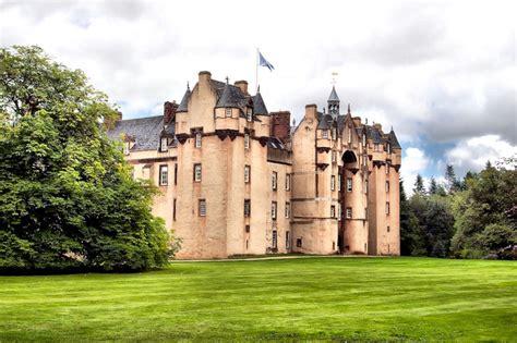 haunted scottish castles   visit