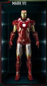 Iron Man Suit: Mark 7 - Iron Man Suit