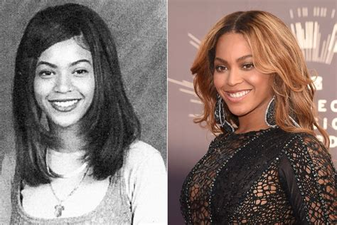 Beyonce Picture  Before They Were Famous  Abc News