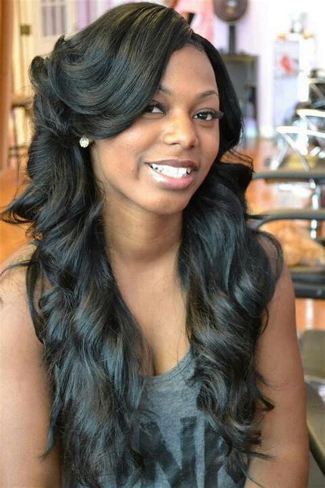Black Weave Sew In Hairstyles by Black Sew In Hairstyles