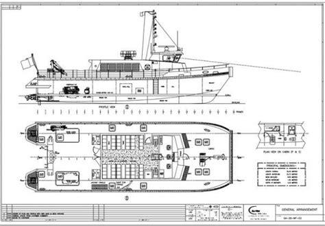 Catamaran Technical Drawing by катамаран своими руками инструкция по самостоятельной