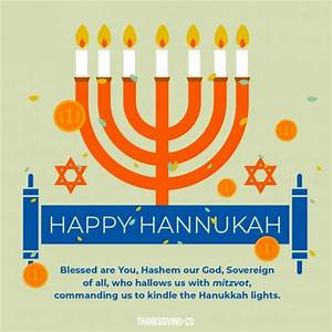 12 hanukkah greetings and blessings that are for