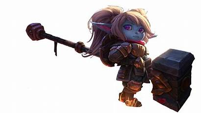Legends League Transparent Character Lol Poppy Render