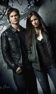 I like it dark. | Vampire diaries wallpaper, Vampire ...