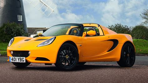 lotus elise sport top speed