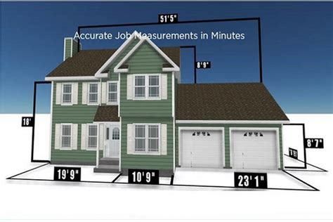 New App Generates Accurate Home Measurements From