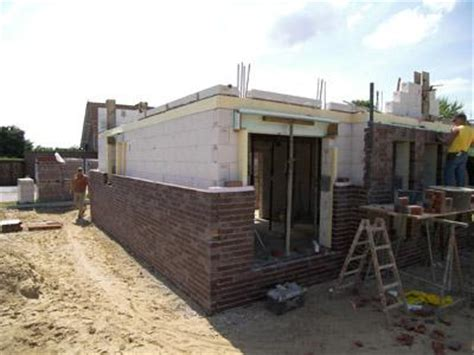 2 schaliges mauerwerk hausbesichtigung massivhaus rohbauten im bau befindliche h 228 user nz bau kfw