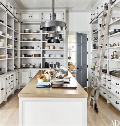 Kitchen Pantry Ideas for a Seriously Stylish and Organized