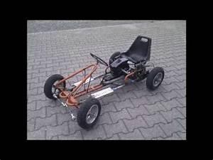 Elektro Go Kart Für Erwachsene : kettcar mit motors ge youtube ~ Yasmunasinghe.com Haus und Dekorationen