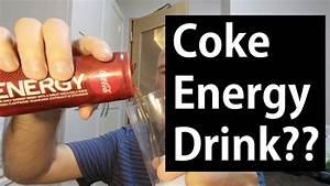 New Coke Energy Drink Review