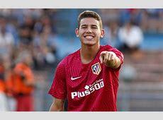 Atletico Madrid renew Lucas Hernandez's contract MARCA