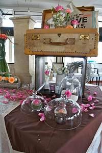 Deco Mariage Vintage : mariage vintage marseille orange ~ Farleysfitness.com Idées de Décoration